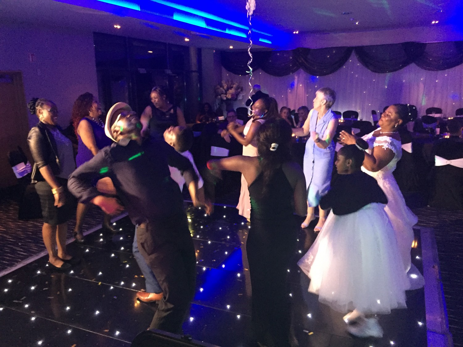 crowd shot Clandeboye lodge hotel the wedding disco 2015-10-07 22.26.24